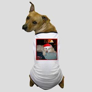 Santa Dog Dog T-Shirt
