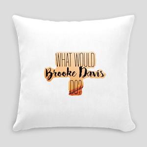 Brooke Davis Everyday Pillow