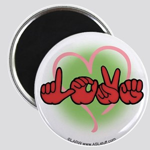 LoveWithHeart Magnet