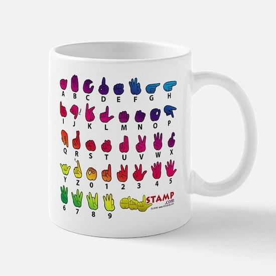 LoveWithHeart Mug