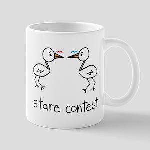Stare Contest Mug