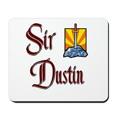 Sir Dustin Mousepad