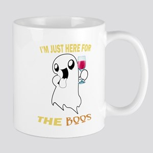 Just here for the boos Mugs