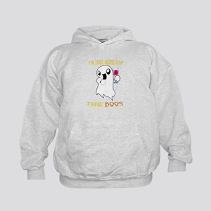 Just here for the boos Sweatshirt