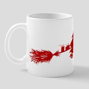 Yule Witch Mug