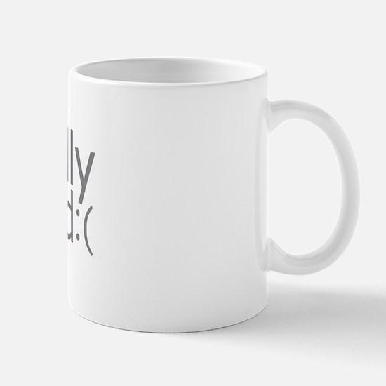 textually frustrated Mug