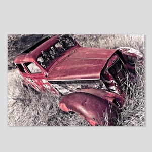 Vintage Automobile Postcards (Package of 8)