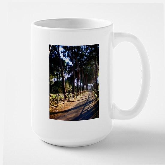 Appian Way Large Mug