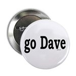 """go Dave 2.25"""" Button (10 pack)"""