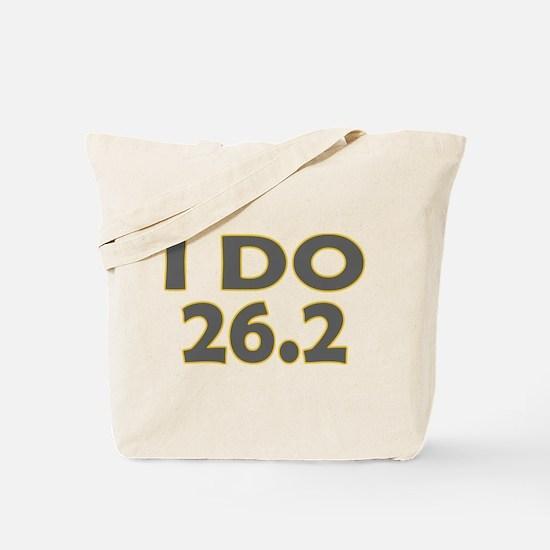 I Do 26.2 Tote Bag