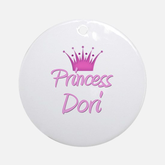 Princess Dori Ornament (Round)