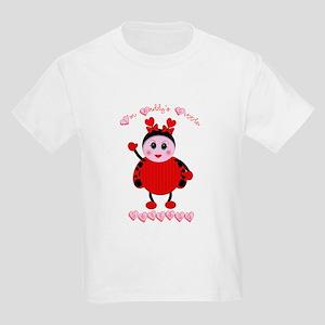 Daddy's Lovebug Kids Light T-Shirt