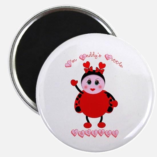 Daddy's Lovebug Magnet