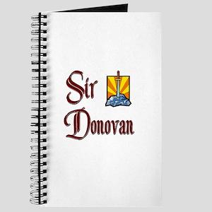 Sir Donovan Journal