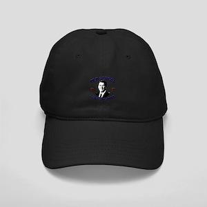 Old School Conservative Black Cap