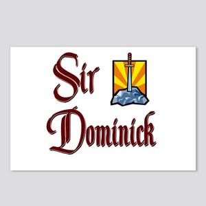Sir Dominick Postcards (Package of 8)