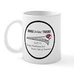 Dodge Pilothouse Truck Club Mug