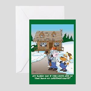 Take Down (Xmas Cards Greeting Cards 10 Pk)