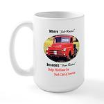 Dodge Pilothouse Truck Club Large Mug