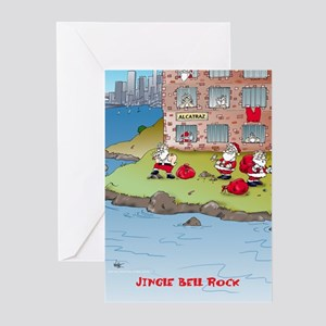 Jingle Bell Rock(Xmas Cards Greeting Cards 10 Pk)