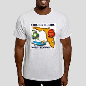 #3 Hurricane Wilma Ash Grey T-Shirt