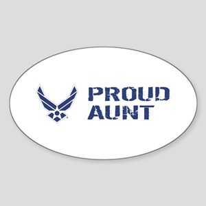 USAF: Proud Aunt Sticker