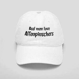 Men have Affenpinschers Cap