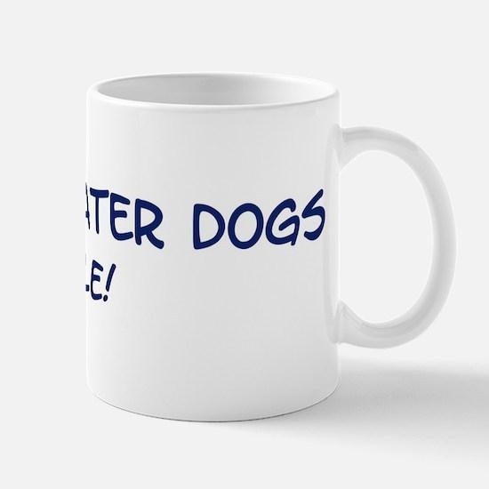 Spanish Water Dogs Rule Mug