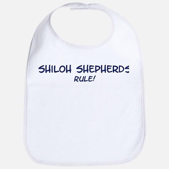 Shiloh Shepherds Rule Bib