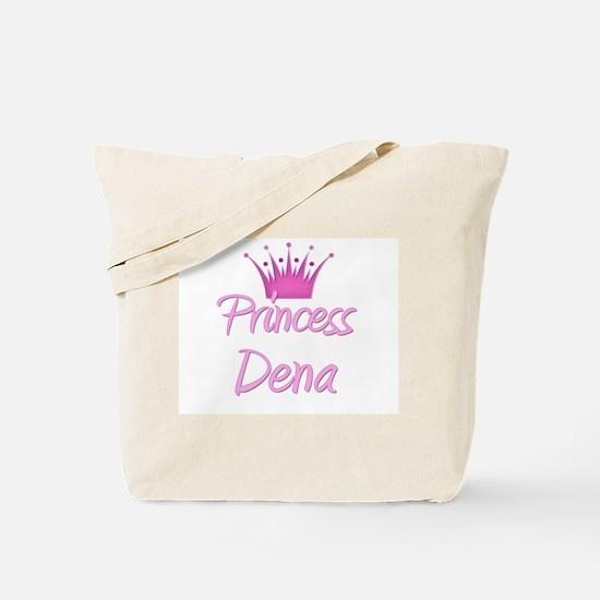 Princess Dena Tote Bag