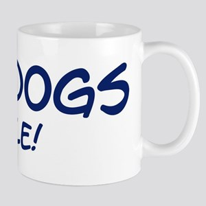Old Dogs Rule Mug