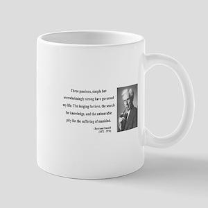Bertrand Russell 7 Mug