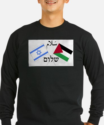 Israel and Palestine Peace T