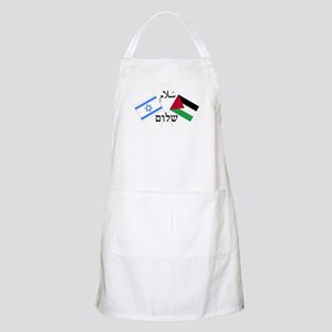 Israel and Palestine Peace BBQ Apron