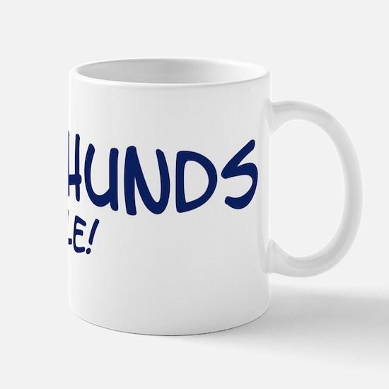 Dachshunds Rule Mug