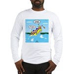 Whitewater Rafting Long Sleeve T-Shirt