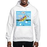 Whitewater Rafting Hooded Sweatshirt