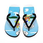 Whitewater Rafting Flip Flops