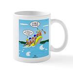 Whitewater Rafting Mug