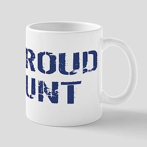 USAF: Proud Aunt Mugs