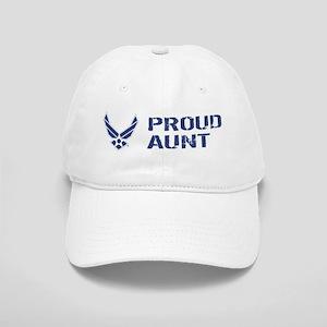 USAF: Proud Aunt Baseball Cap