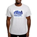 MVHS Fort Decker Drawing Light T-Shirt