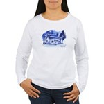 MVHS Fort Decker Drawing Women's Long Sleeve T-Shi
