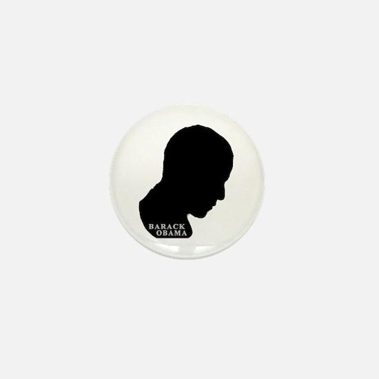 Praying Obama Mini Button