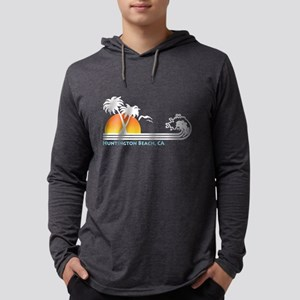 Huntington Beach Long Sleeve T-Shirt