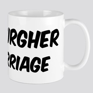 Pittsburgher by marriage Mug
