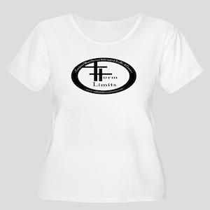 Term Limits Women's Plus Size Scoop Neck T-Shirt