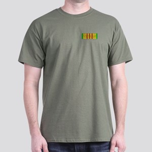 Viet Nam Ribbon Dark T-Shirt