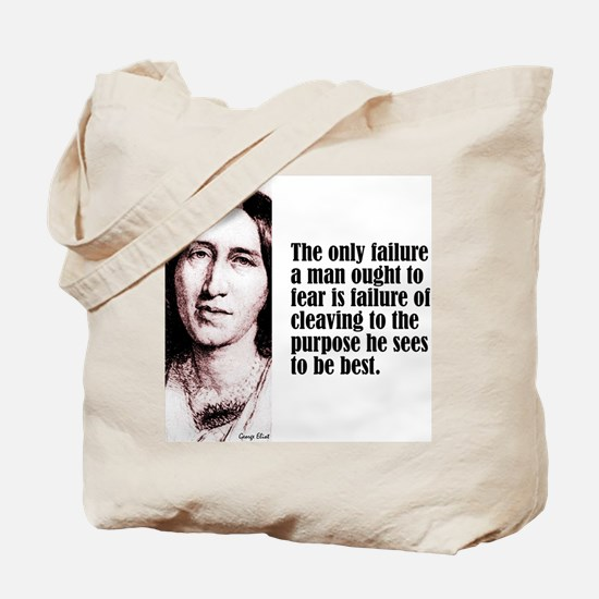 "Eliot ""Only Failure"" Tote Bag"
