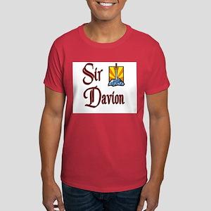 Sir Davion Dark T-Shirt